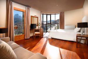 Hotel Revestido Habitaciones
