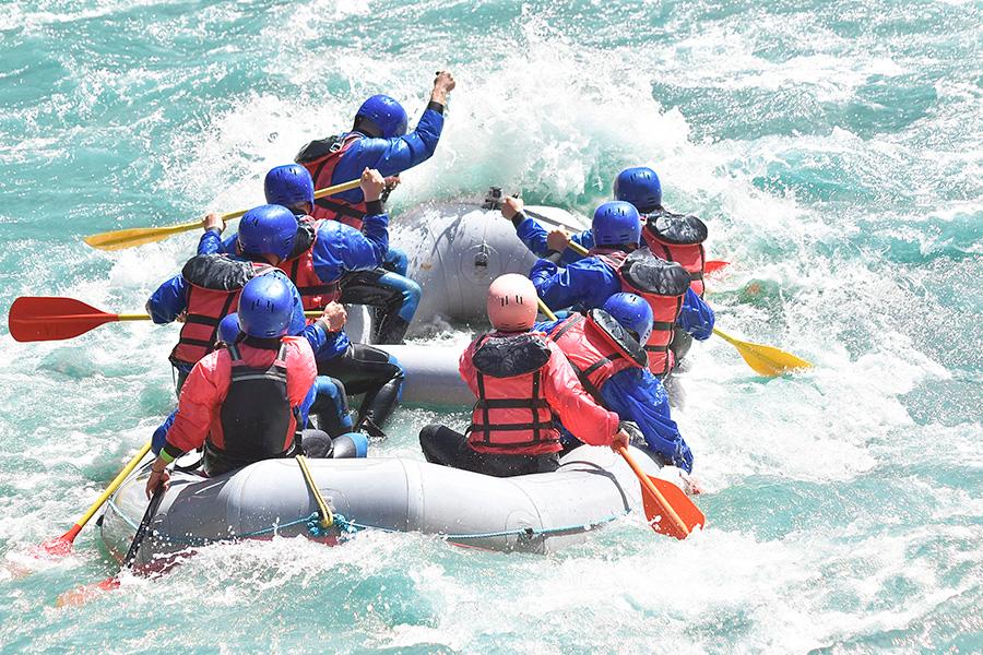 Hotel Revestido Espacadas Rafting Pirineos